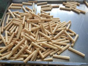 Kh-Djj Gas Type Egg Roll Machine/ Egg Roll Maker Manufacturer pictures & photos