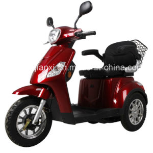 Ce Approved Electric Tricycle Mobility Scooter for Handicapped pictures & photos