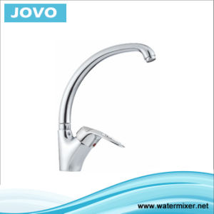 Nice Design Single Handle Kitchen Mixer&Faucet Jv72806 pictures & photos