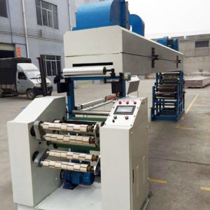 CPU Control Multi-Function Adhesive Tape Coating Machine pictures & photos