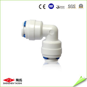 K604 Quick Connector Elbow with 3/8′′ & 1/4′′ Tube Joint pictures & photos