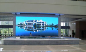 Indoor P7.62 Full Color LED Display pictures & photos