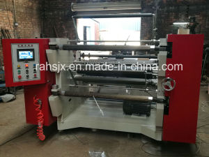 Roll Paper Slitting Rewinder Machine (WFQ-1300A) pictures & photos