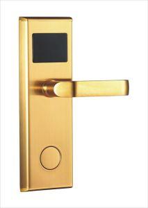 125kHz Temic T5557 Card Hotel Door Lock pictures & photos