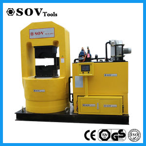 Hydraulic Steel Wire Rope Swaging Press Machine pictures & photos