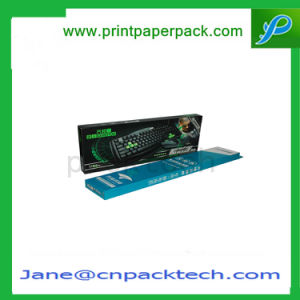 Custom Cardboard Paper PC Keyboard Packaging Box pictures & photos