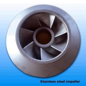 Steel Casting Sand Casting Carbon Steel Impeller pictures & photos