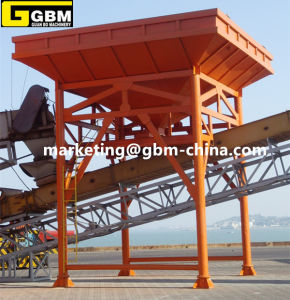 Mobile Type Industry Discharge Port Hopper pictures & photos
