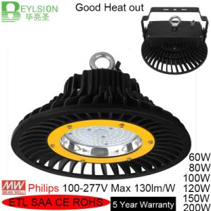100W UFO Industrial Light LED High Bay Light pictures & photos