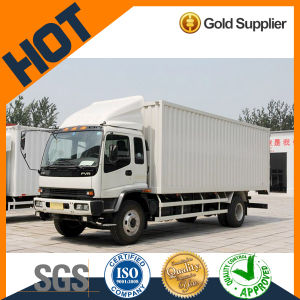 High Quality Qingling 4*2 15t Van Truck Box Truck pictures & photos