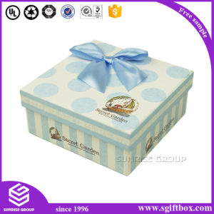 Gift Box Custom Logo Print Kraft Paper Slide Open pictures & photos