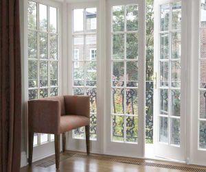 New Type Top Sale 60 Casement Window PVC Profile