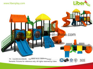 Customized Children Commercial Outdoor Playground Equipment, Children′s Garden Playground pictures & photos