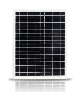 100W Monocrystalline Silicon Sunpower Solar Panel Suit for Solar Street Light