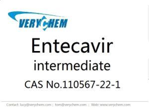 Entecavir Pharmaceutical Intermediate CAS No. 110567-22-1 98%Min pictures & photos