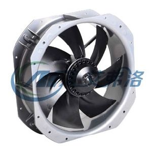 AC 250mm External Rotor Motor Axial Fan with Frame pictures & photos