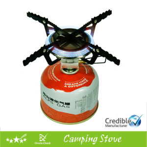Propane Camping Gas Stove Head Outdoor Picnic Cook Gas Butane Stove pictures & photos