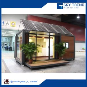Foldable 40FT Shipping Container Mobile Cafe pictures & photos