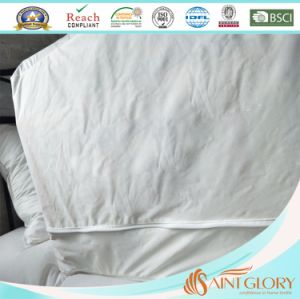 Dual Zipperes Detachable Mattress Protector pictures & photos