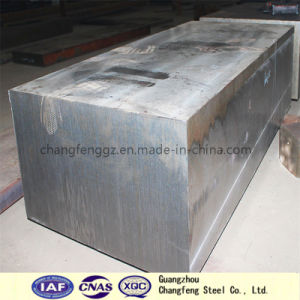 NAK80/P21/B40 Plastic Mould Steel Heavy Block Forged Steel pictures & photos