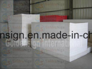 Rigid PVC Foam Sheet Used in Construction Field pictures & photos