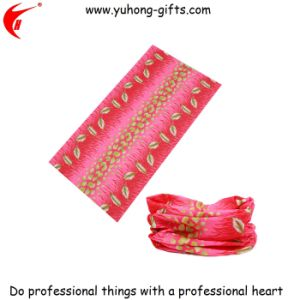 Magic Multifunctional Bandana Headscarf Scarf for Promotion (YH-HS003) pictures & photos
