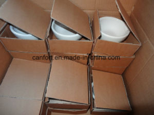 Laboratory Crucible, Arc-Shaped Corundum Crucible for Lab Use pictures & photos