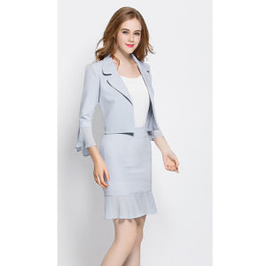 latest Fashion Style Women Business Suit for Office Lady pictures & photos