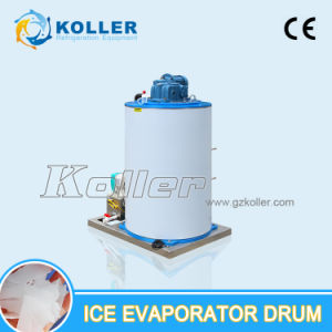 Koller 3 Tons Flake Ice Evaporator Drum with High Quality pictures & photos