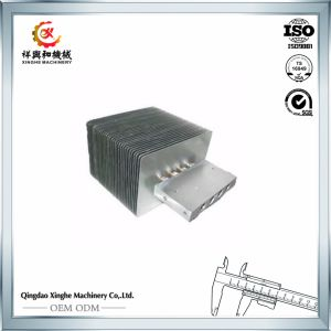 Customized Aluminum ADC12 LED Lights Cast Sink Aluminum Cast Heat Sink pictures & photos