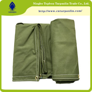 Good Quality Cotton Tarpaulins pictures & photos