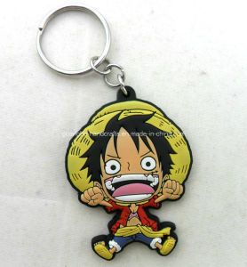 Cheap Custom Branded Keychains No Minimum pictures & photos