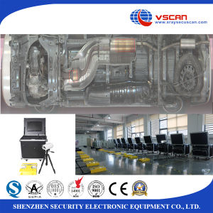 Undercarriage vehicle surveillance and scanning system AT3000 pictures & photos
