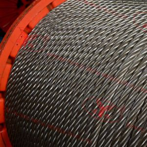 Compact Strand Stainless Steel Wire Rope - 6xk36ws pictures & photos