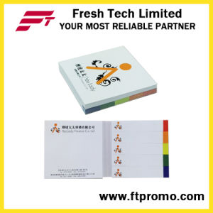 Sticky Note with Label Customized with Logo pictures & photos