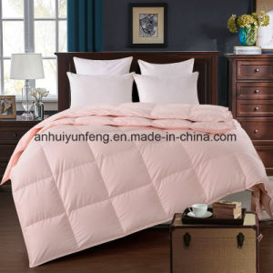USA Standrad 90%Super Soft Duck Down Comforter pictures & photos