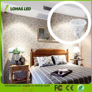 America Market GU10 6W Dimmable Warm White Cold White LED Spotlight with Ce RoHS pictures & photos