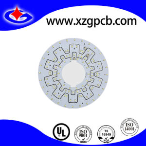 High Power 3W LED Alumina PCB/PCBA Printed Circuit Board pictures & photos