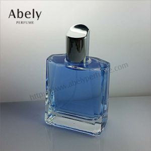 100ml Luxury Brand Perfume Transparent Glass Perfume Bottle pictures & photos