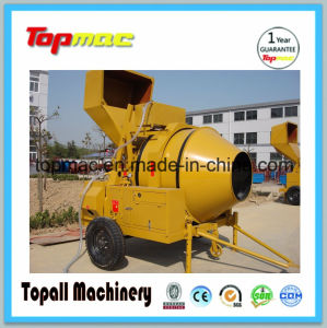 Sell Concrete Mixer Machine Price in India with Ce Approved by Topall Manufacture Concrete Mixer pictures & photos