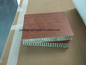 18mm Thick Aluminium Honeycomb Panels for Internal and External Wall Decoration pictures & photos