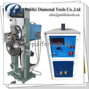 Automatic Brazing Machine for Saw Blade Diamond Segment Welding Machine pictures & photos