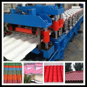 Hot Sale Roof Tile Roll Former pictures & photos