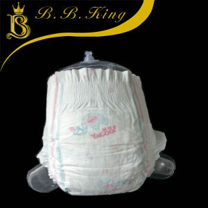 Yacoo Thin Soft Breathable & High Absorbency Disposable Baby Diaper pictures & photos