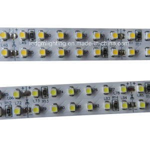 IP67 Waterproof Silicon Tube Double Side 3528 LED Strip 240LED/M pictures & photos