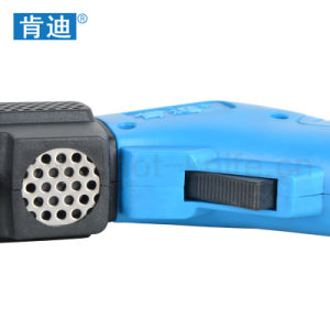 Air-Cooling System Hot Knife Polyester Cutter pictures & photos