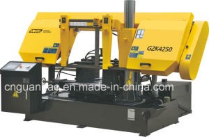 Automatic Band Saw Machine for Metal Cutting Gzk4250 pictures & photos