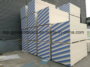 Gypsum Board 1200X2400*7/9/12mm for Ceiling and Partition Usage Good Quality pictures & photos