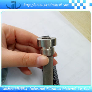 Water Purified Stainless Steel Filter Elememnt pictures & photos