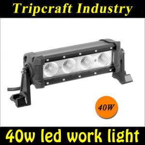 40W 12V/24V CREE LED Light Bar, LED Offroad Light Bar (Tc-029-40W-CREE)